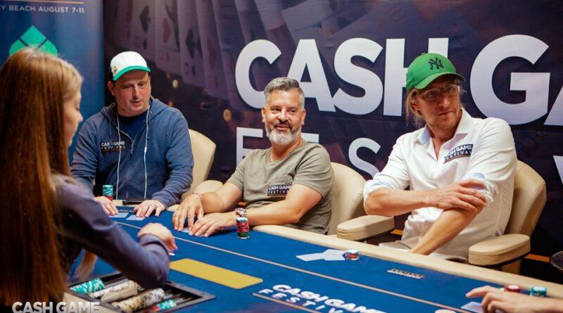 Cash Game Festival på Sunny Beach