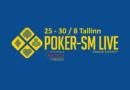 Spelplatsen för Poker-SM Live 2020 är klar